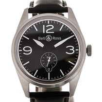 Bell & Ross Vintage 41 Automatic Black Dial