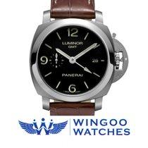 Panerai LUMINOR 1950 3 DAYS GMT AUTOMATIC ACCIAIO - 44MM Ref....