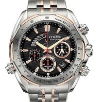 Citizen Mens Signature Grand Complication - Two-Tone Titanium...