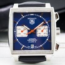 TAG Heuer CAW2111 Monaco Chronograph Square SS (25863)