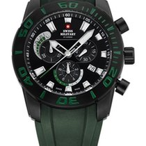 Swiss Military SM34031.03 Chronograph 10 ATM, 44 mm