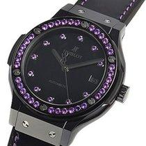 Hublot Classic Fusion Shiny Ceramic Purple