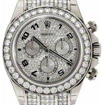 Rolex Cosmograph Daytona 116599 116599-PVEDADBLKL Pave Diamond...