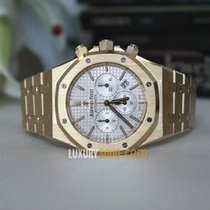 Audemars Piguet royal oak chronograph yellow gold