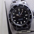 Rolex Vintage Submariner Stainless Steel Very Rare Mint Dial