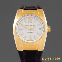 Bulgari Ergon 18K Solid Gold Ref.EG 35 G Automatic BOX&PAPERS