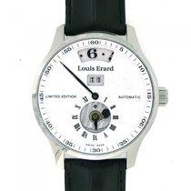 Louis Erard Herren Automatik Dual Time 1931 Limited Edition