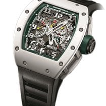 Richard Mille The Richard Mille RM030 Le Mans Classic In White...