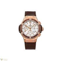 Hublot Big Bang Tutti Frutti Hazelnut 18K Rose Gold Men`s Watch