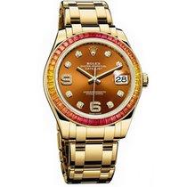 Rolex Datejust Masterpiece Pearlmaster
