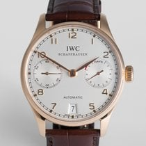 IWC Portuguese 7-Day Power Reserve - Rose Gold