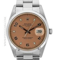 Rolex stainless steel Date