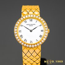Patek Philippe Ref.4820/1  Lady's 18K Gold & Diamond...