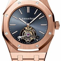 Audemars Piguet Royal Oak Rose Gold 41MM Tourbillon Extra Thin
