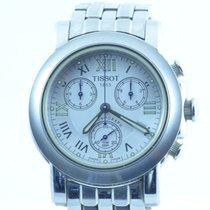 Tissot Herren Uhr Chrono 50 Jahre Limited 39mm Quartz Stahl...