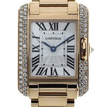 Cartier Tank Anglaise Jewellery