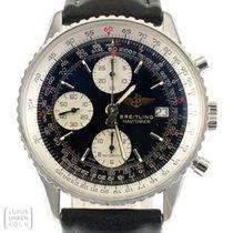 Breitling Uhr Navitimer Chronograph Edelstahl Revision Ref....