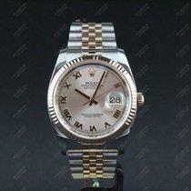 Rolex Datejust 116231 - 36 mm - Acciaio  Oro rosa 18ct - Full set