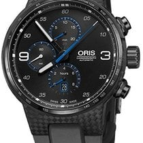Oris Williams F1 Team Chronograph Date 44mm  Carbon Fibre Ex