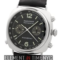 Panerai Radiomir Collection Chronograph Rattrapante Steel 2005...