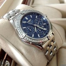 Breitling Windrider Shadow Flyback Steel 38 mm (2003)
