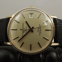 Ulysse Nardin oro 18kt automatic G 160 chronometer 36000