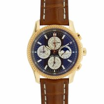 Breitling Bentley Mark VI Complication 18K Solid Rose Gold