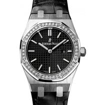 Audemars Piguet 67651ST.ZZ.D002CR.01 Royal Oak Quartz Ladies...