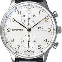 IWC Portuguese Chronograph - Stainless Steel IW371445