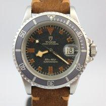 Tudor Submariner Snowflake 9411/0 Tropical Dial 1976