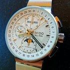 Mido ALL DIAL Mondphase Kalender M8361A Automatik Chronograph