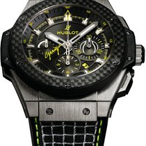 Hublot Big Bang King Power Limited Edition Guga Tennis...