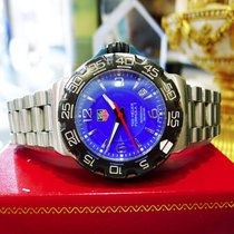 TAG Heuer Formula 1 Professional  Wac1112-0 Blue Dial Watch