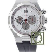 Vacheron Constantin Overseas Chronograph 42mm Silver Dial NEW