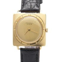Universal Genève Pre-Owned 18K Square Deco Watch