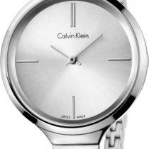 ck Calvin Klein lively K4U23126 Damenarmbanduhr Klassisch...