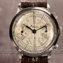 Minerva Vintage Classic Chronograph Manufacture Cal.13.20 Ch