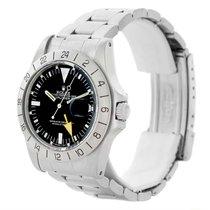 Rolex Explorer Ii Steve Mcqueen Vintage Steel Watch 1655