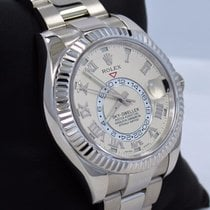 Rolex Sky-dweller 326939 18k White Gold Oyster Perpetual...