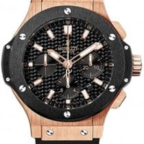Hublot BIG BANG 44 MM GOLD - 100 % NEW