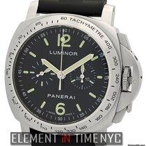 Panerai Luminor Collection Luminor Chronograph Lemania...