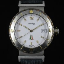 Eberhard & Co. Fly Matic Frecce Tricolori Steel Automatic