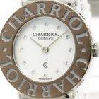 Charriol St-tropez Mop Dial Quartz Watch  028/2 (bf068741)