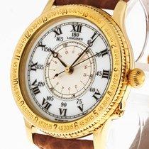 Longines Lindbergh Stundenwinkeluhr Ref. 989.5216