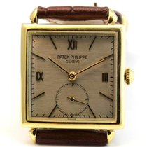 Patek Philippe Vintage Gondolo 1432J Yellow Gold Circa 1944