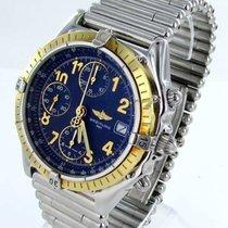 Breitling Chronomat D13050 Stahl / Gold Chronograph Automatik...