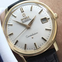 Omega 1966 Serviced Constellation Automatik Automatic 18ct 18kt