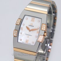 Omega Lady Omega Constellation Quadrella 1286.75.00