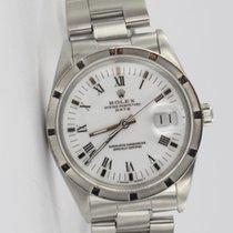 Rolex Oyster Perpetual Date Stahl 15010
