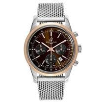 Breitling Men's Transocean Chronograph Watch